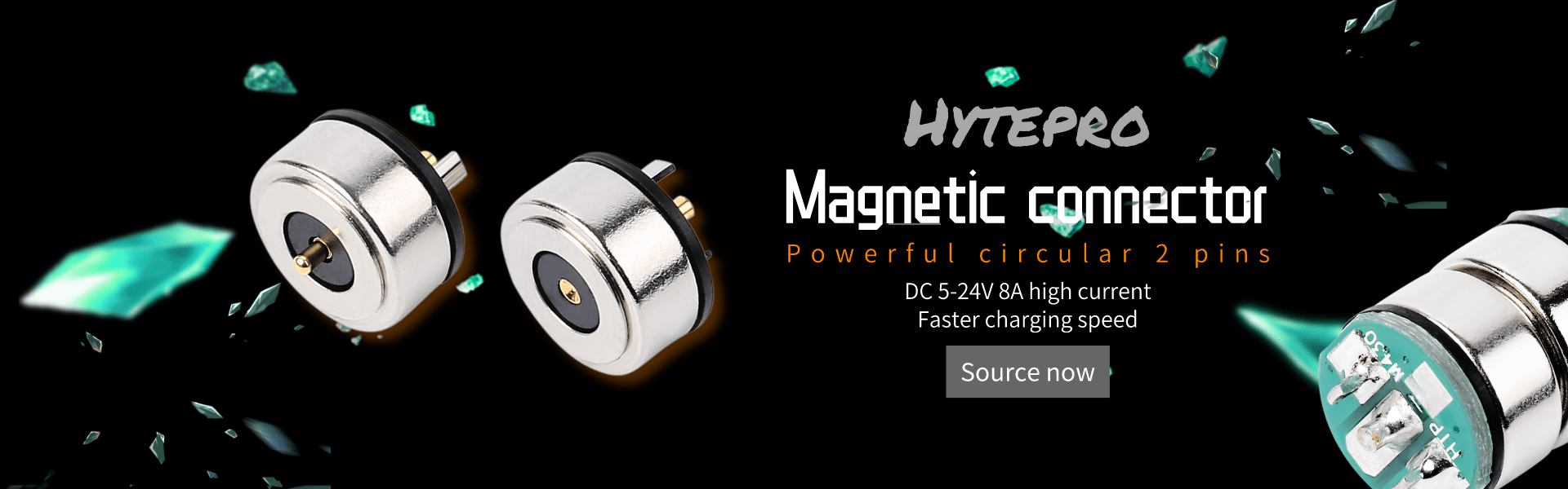 Professional Magnetic Connectors Manufacturer - HytePro
