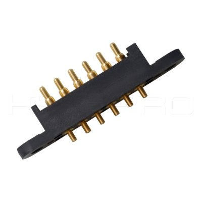 SMT 6 Pin Pogo Pin Connector C706