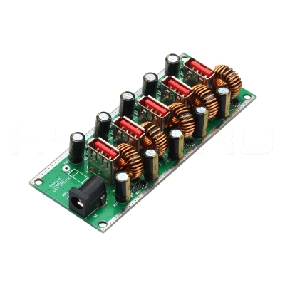 5 port powered usb charging hub pcb H05