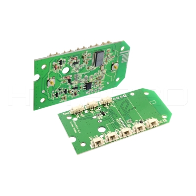 Eye massager 8 port charging printed circuit board H08