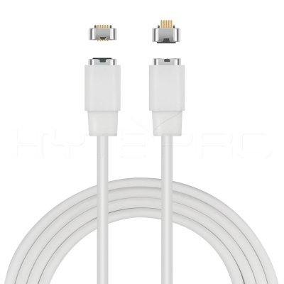 Mini male to female 5pin magnetic fast charging cable M513