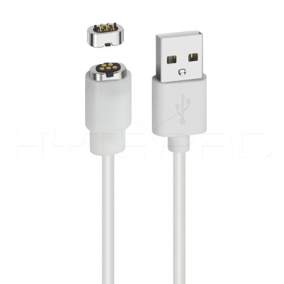 Self-mating Female 5pin magnetic usb charging cable M533
