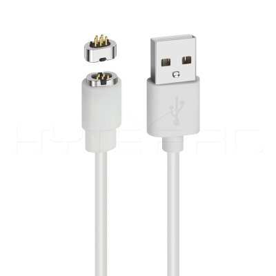 Pogo 5 pin magnetic charging cable male adapter M553