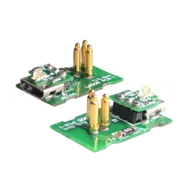 Micro USB to 3 pin magnetic adapter M303